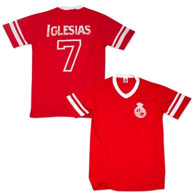 Enrique Iglesias Soccer Shirt