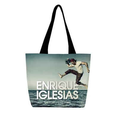 Enrique Iglesias Radio Tote Bag