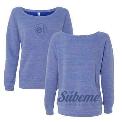 Enrique Iglesias Súbeme Ladies Sweatshirt