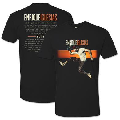 Enrique Iglesias Enrique 2017 Tour Shirt