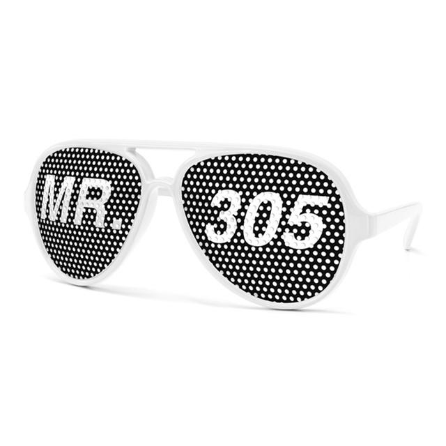 Pitbull Mr. 305 Aviators