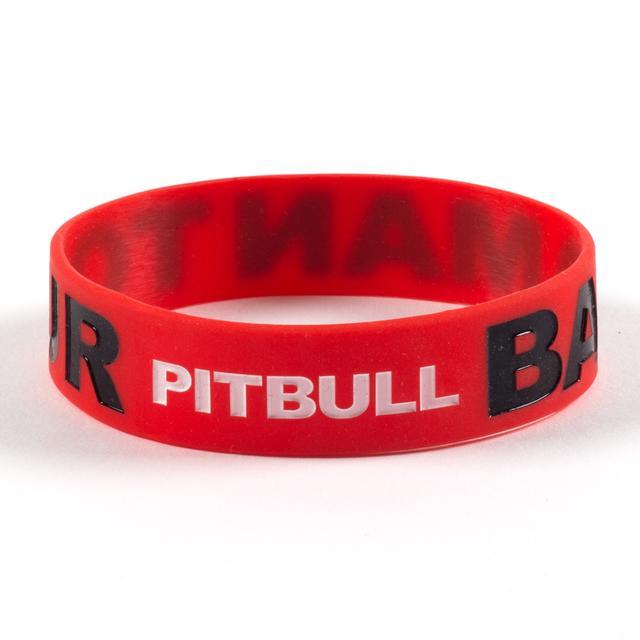 Pitbull The Bad Man Tour Rubber Bracelet