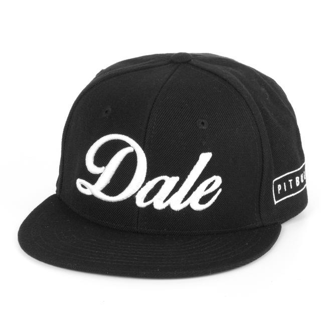 Pitbull Dale Hat - Black