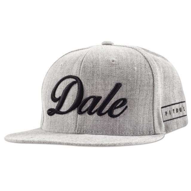Pitbull Dale Hat - Grey