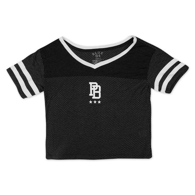Pitbull Ladies Crop Top DALE 81 on Back Mesh Jersey