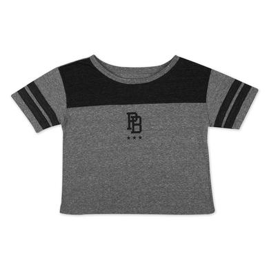 Pitbull Ladies Crop Top DALE 81 Black Details