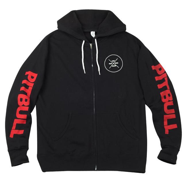 Pitbull Bad Man Tour Hoodie