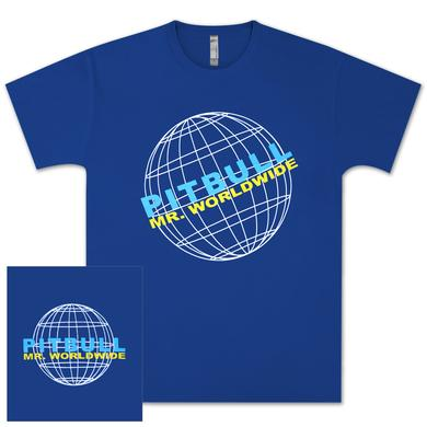 PITBULL Mr. Worldwide Unisex T-Shirt