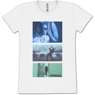 PITBULL Windows Ladies T-Shirt