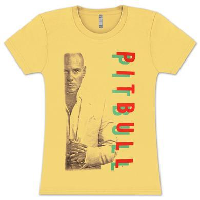 PITBULL Letters Ladies T-Shirt