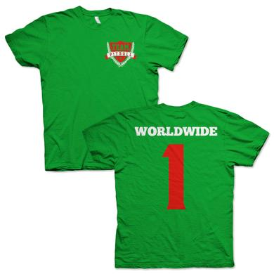 PITBULL Team Shirt - Green