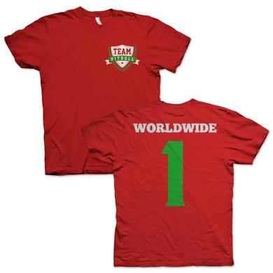 PITBULL Team Shirt - Red