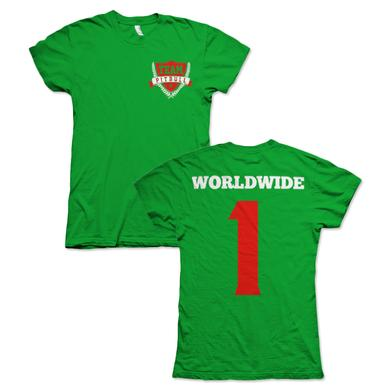 PITBULL Women's Team Shirt - Green
