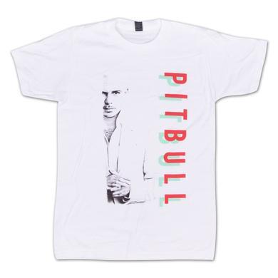 PITBULL Letters T-Shirt