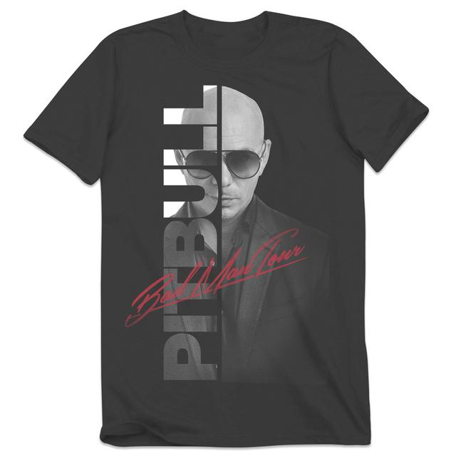 Pitbull Bad Man Tee