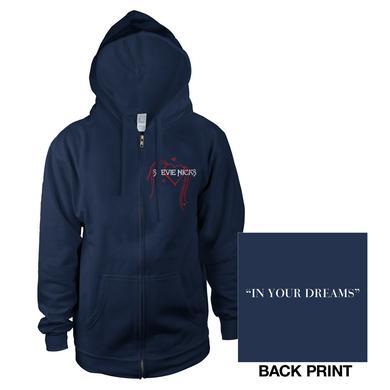 Stevie Nicks In Your Dreams Zip Hoody