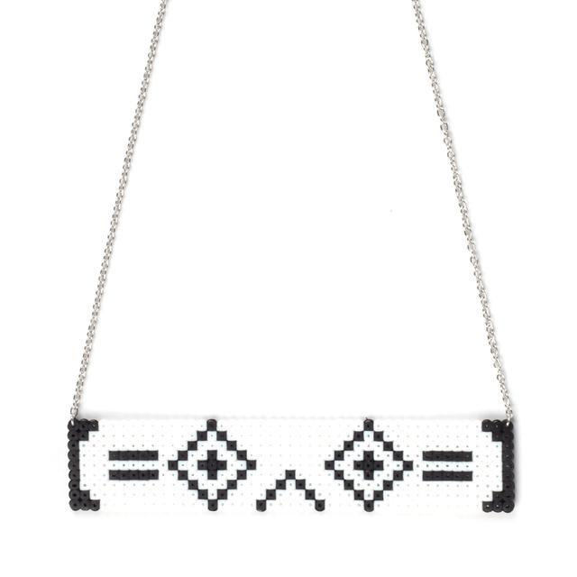 Porter Robinson Necklace | Stacked Perler