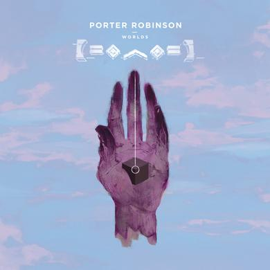 "Porter Robinson ""Worlds"" CD"