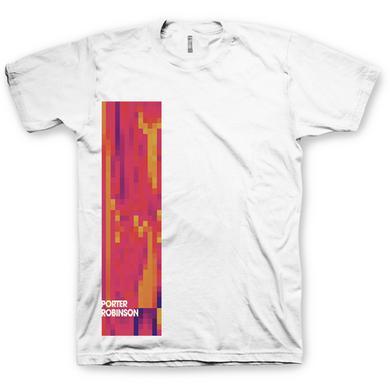 White Porter Robinson Shirt | Pixels Unisex