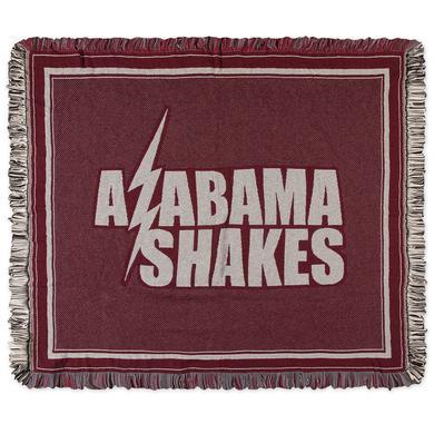 Alabama Shakes Thunderbolt Tapestry Blanket
