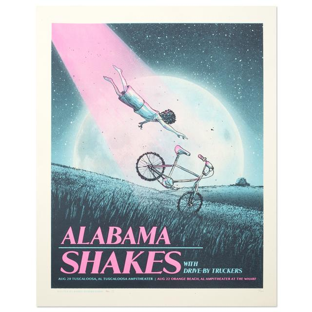 Alabama Shakes w/Drive-By Truckers 8/20/15 Tuscaloosa, AL | 8/22/15 Orange Beach, AL