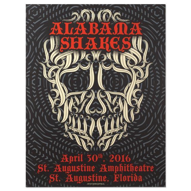 Alabama Shakes 4/30 St. Augustine Amphitheatre, FL