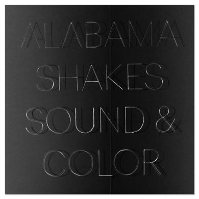 Alabama Shakes Sound and Color CD