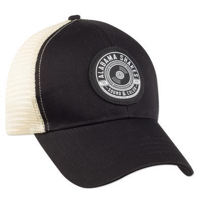 Alabama Shakes Record Trucker Hat