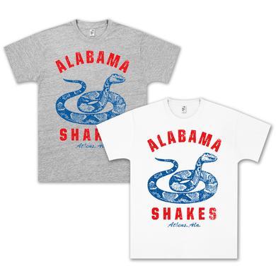 Alabama Shakes Snake Tee