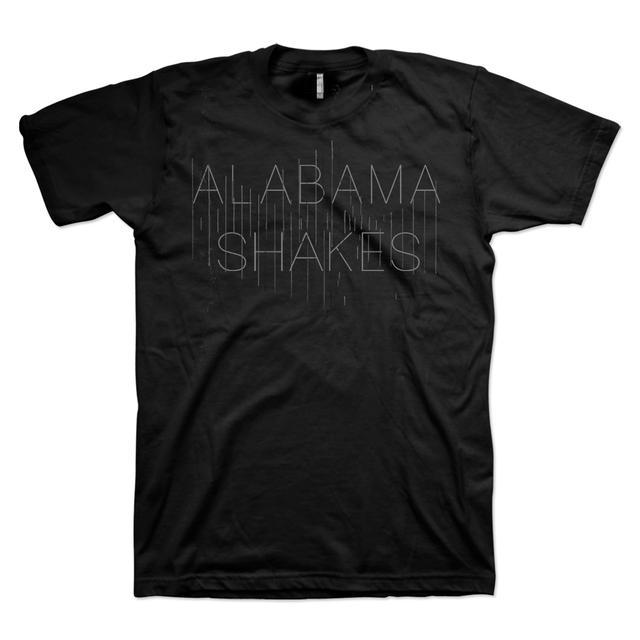 Alabama Shakes Sound and Color T-Shirt