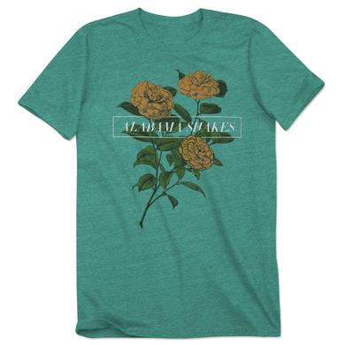 Alabama Shakes Tri- Lemon Flowers Women's T-Shirt
