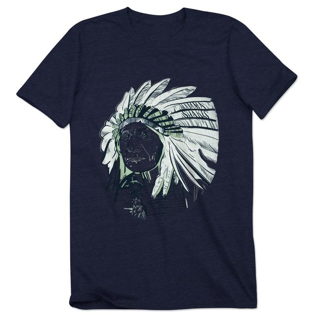 Alabama Shakes Indian Head T-Shirt