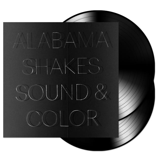 Alabama Shakes Sound and Color Double 180-gram LP (Vinyl)