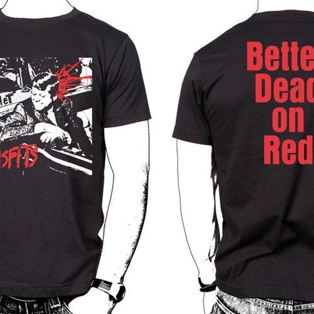 The Misfits Bullet T-Shirt