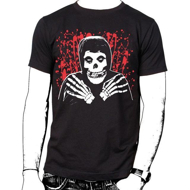 The Misfits Splatter Fiend T-Shirt