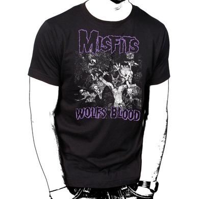 The Misfits Wolfs Blood T-Shirt