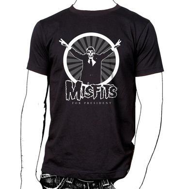 Misfits for President T-Shirt