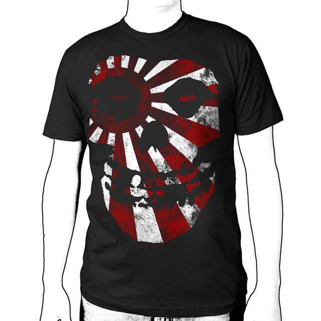 The Misfits Vintage Rising Sun T-Shirt