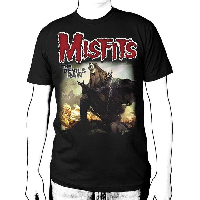 The Misfits The Devils Rain T-Shirt