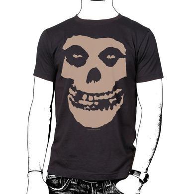 The Misfits Bleached Fiend Skull T-Shirt