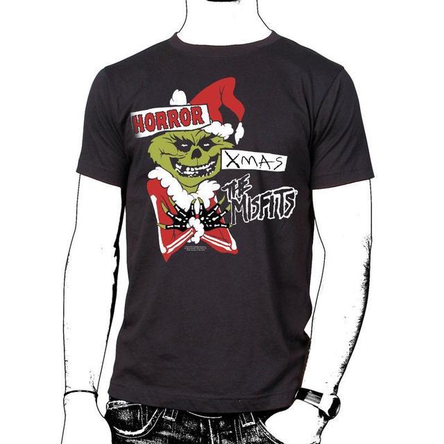 The Misfits Horror Xmas T-Shirt