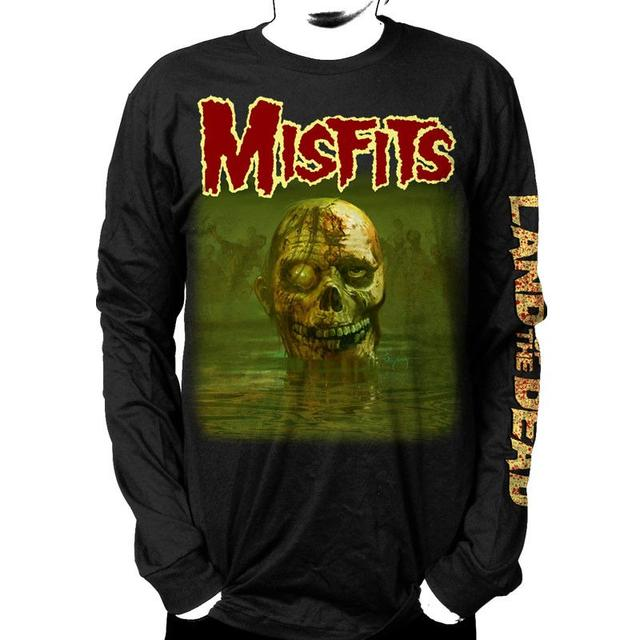 The Misfits Land of the Dead Long Sleeve Shirt