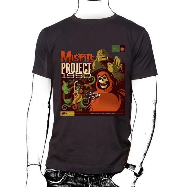 The Misfits Project 1950 T-shirt