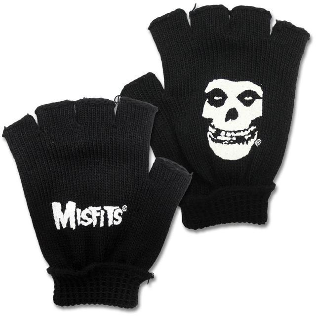 The Misfits Fingerless Gloves