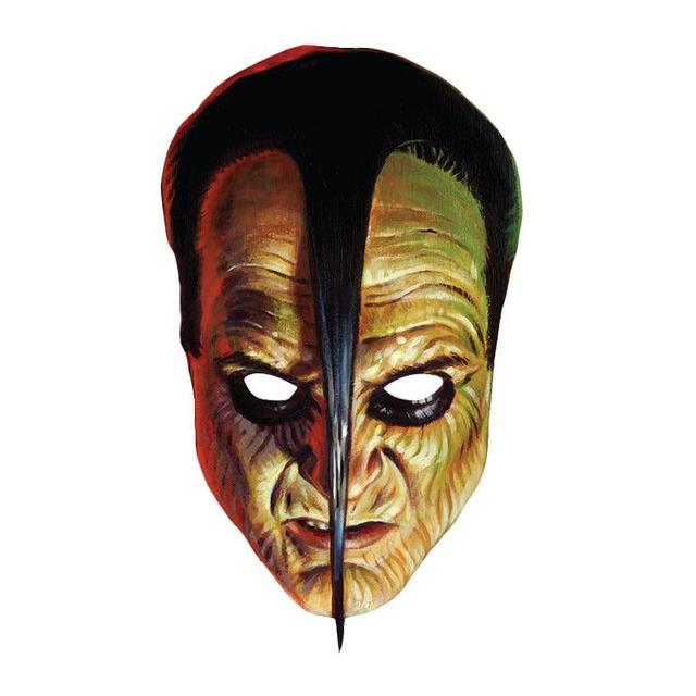 The Misfits Dead Alive Paper Mask