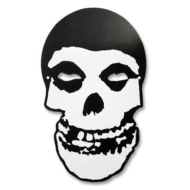 The Misfits Fiend Skull Paper Mask