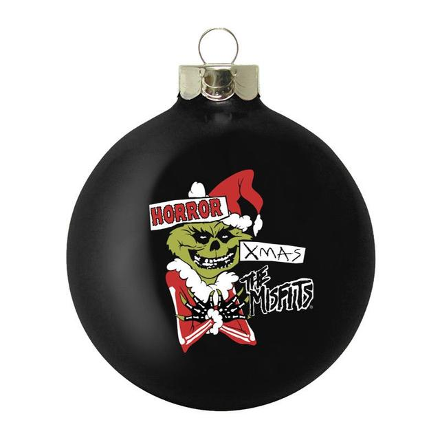 The Misfits Horror Xmas Ornament