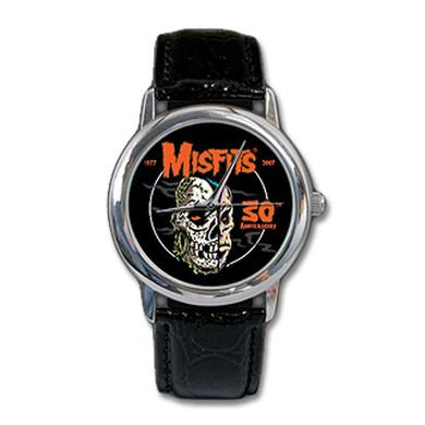 The Misfits 30th Anniverscary Round Watch