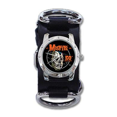 The Misfits 30th Anniverscary D-Ring Watch Cuff Watch