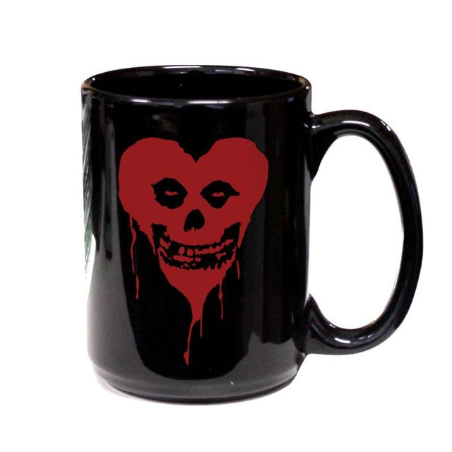 The Misfits Valentine's Fiend Coffee Mug